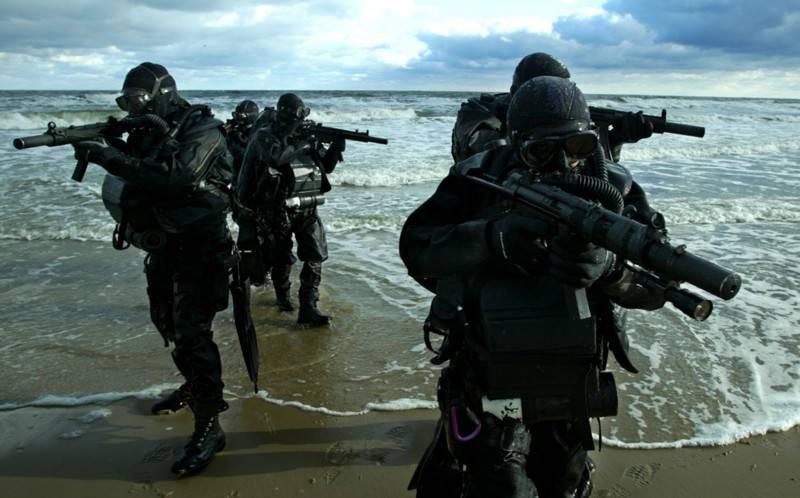 Пистолеты для подводной стрельбы