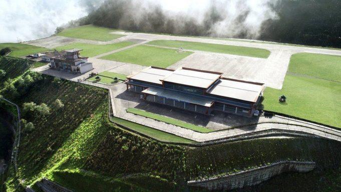 Один из самых красивых аэропортов в мире открыли в Индии