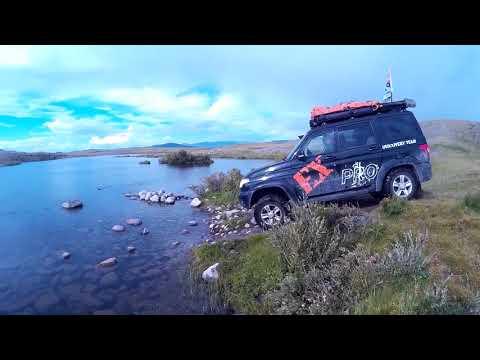 Рыбалка в Монголии с командой EX-PRO