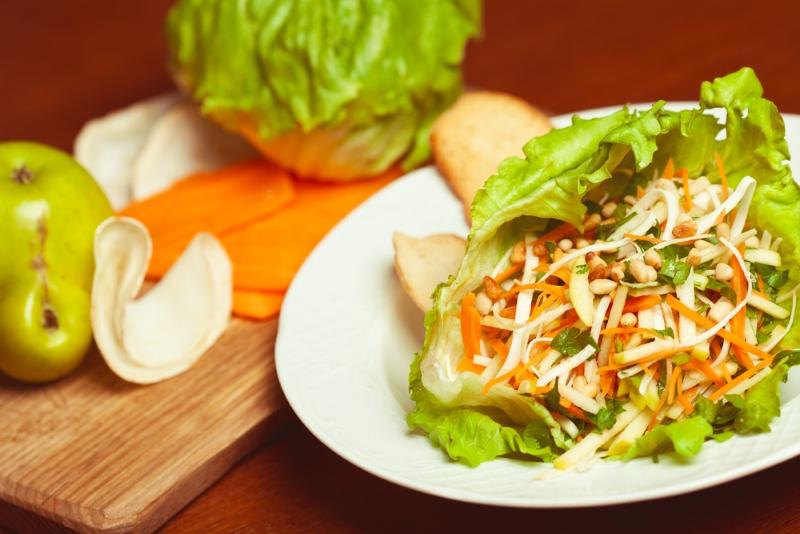 салат из моркови по корейски