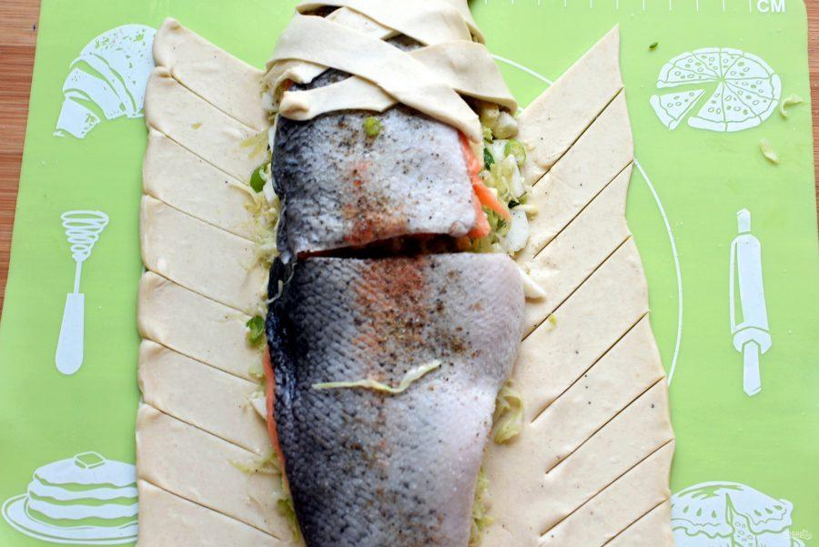 Как приготовить пирог с рыбой