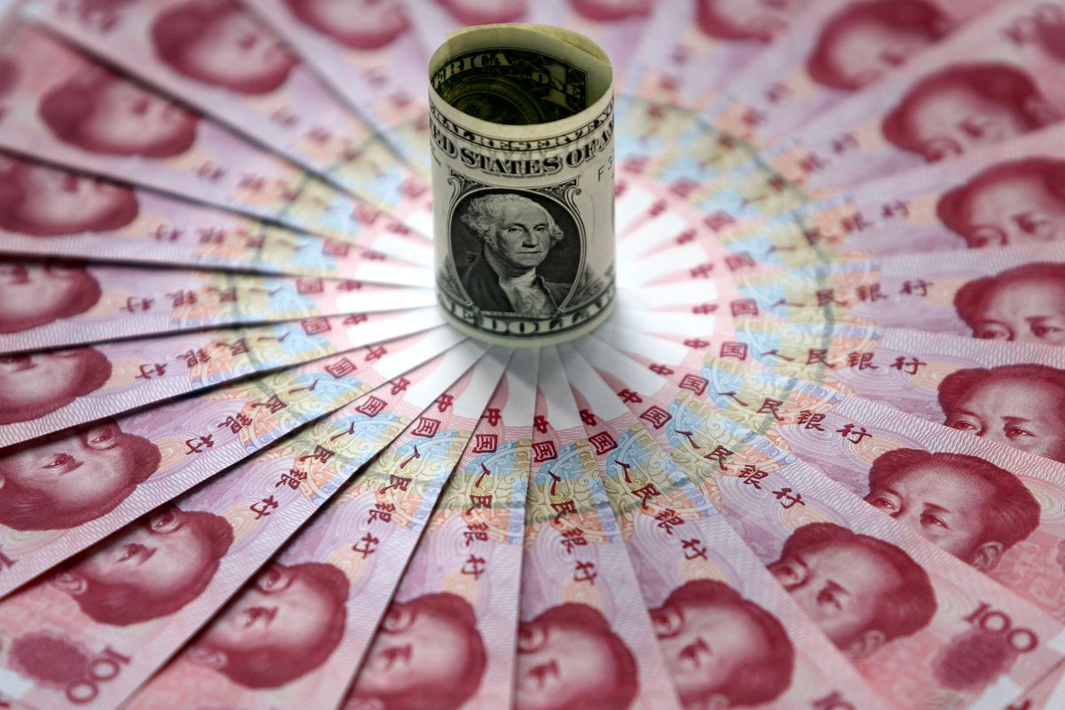 Юань бьет доллар – что выбир…