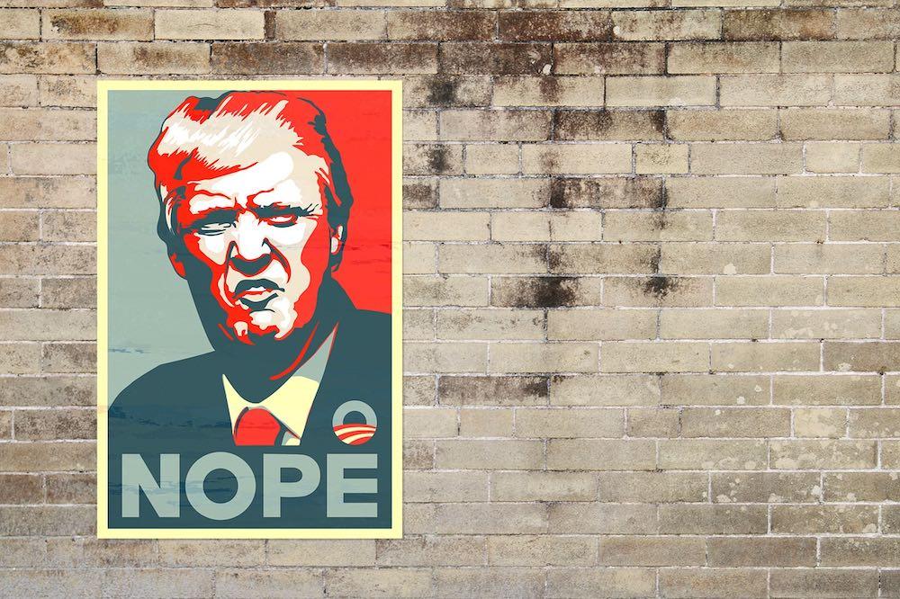 Порошенко отвесил пощёчину Трампу, и ему этого не простят