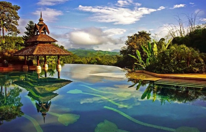 20 бассейнов мира, в которых можно блаженствовать круглыми сутками