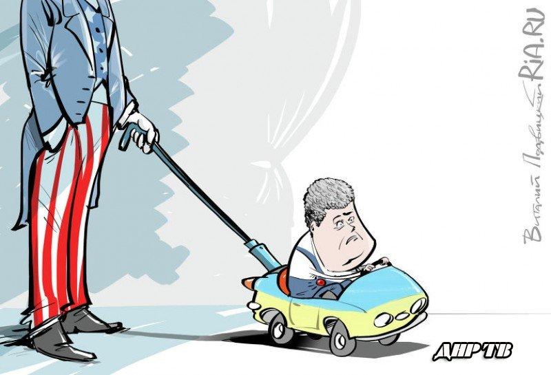 После заявления Путина США решили не рисковать украинской государственностью