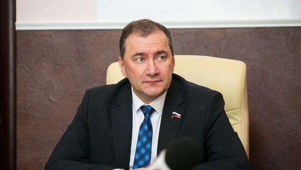 Депутат Госдумы Дмитрий Бели…
