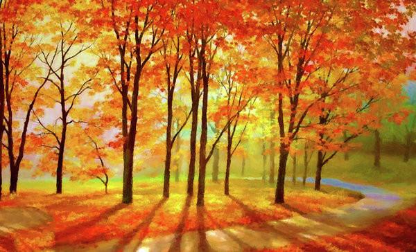 Осенние пейзажи. Американска…