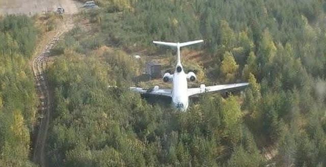 Ранним утром 7 сентября 2010 года в аэропорту города Мирный полусонные пассажиры занимали места в салоне самолета...