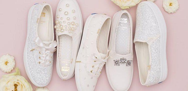 Наконец то появилась коллекция свадебной обуви, которая позволит невесте танцевать целый вечер