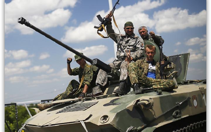 ТОП Сводка боевых действий от сил Сопротивления на 11:30 мск 28 августа 2014