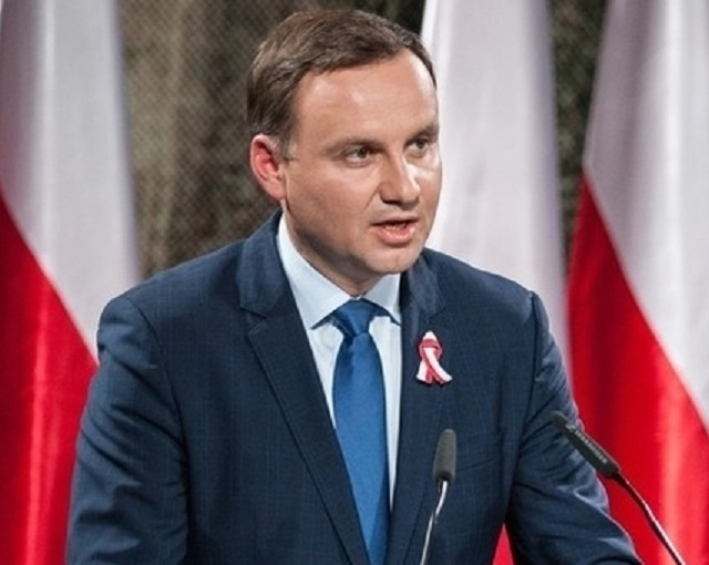 Президент Дуда посылает России сигнал: мы не боимся!