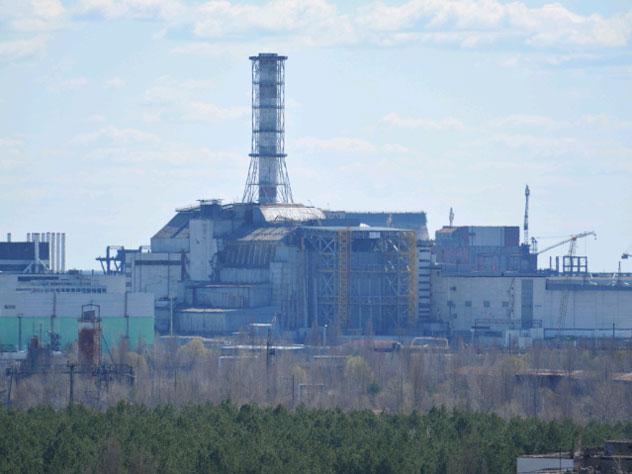 Эксперты назвали причину чернобыльской катастрофы