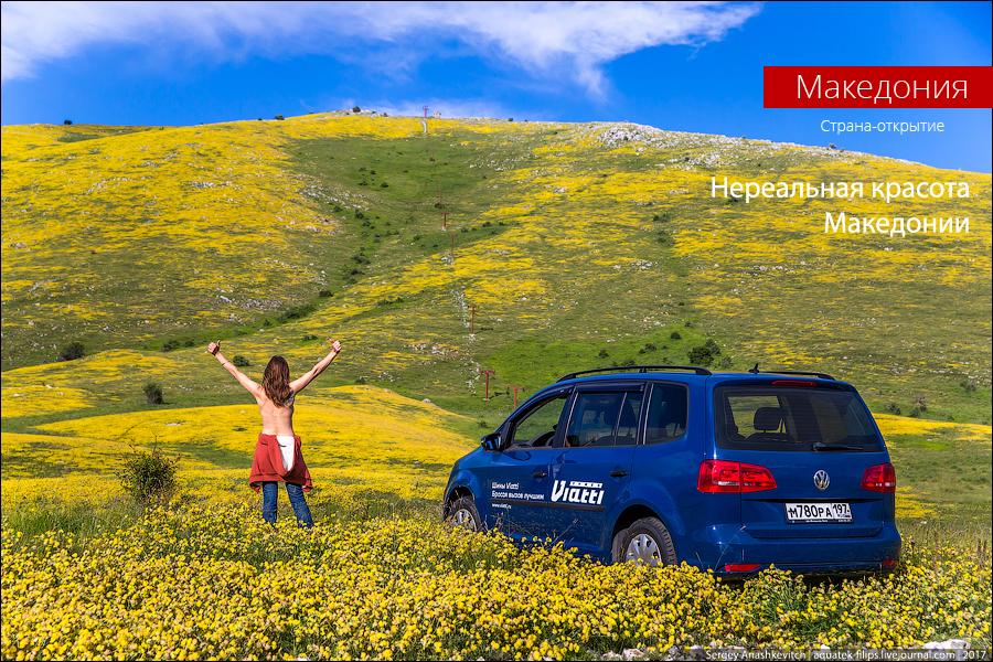 Македония. Неожиданное открытие