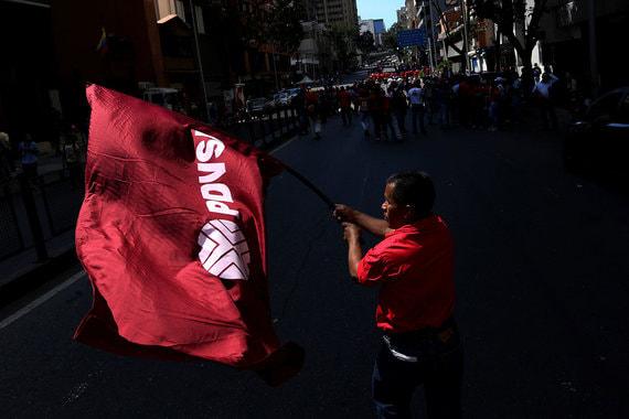 Мадуро распорядился перенести офис PDVSA в Москву