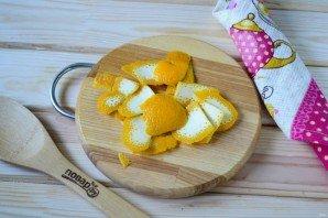 Варенье из имбиря и апельсинов - фото шаг 2