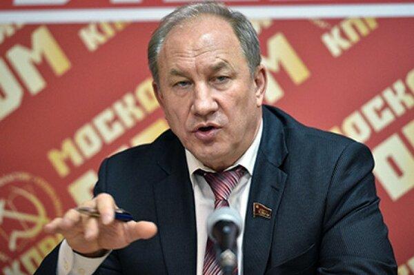 Депутат Рашкин: непонятно, к…