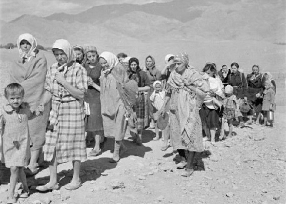 Почему именно в Казахстан депортировали народы СССР