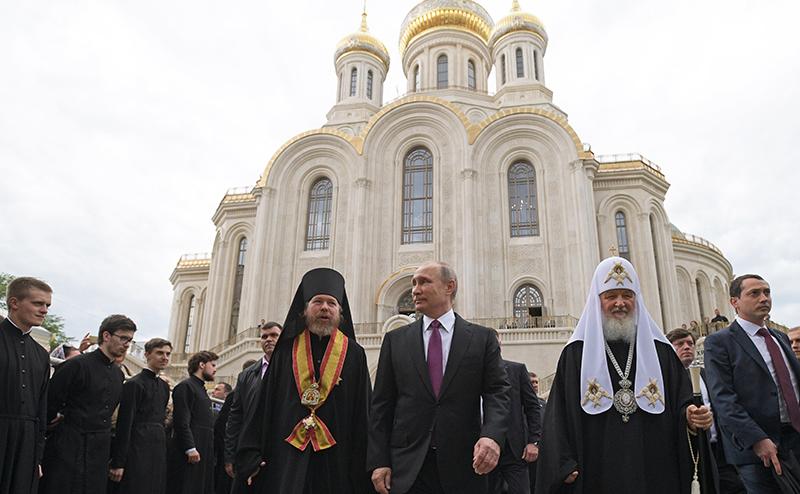 Путин ищет рецепт единства России