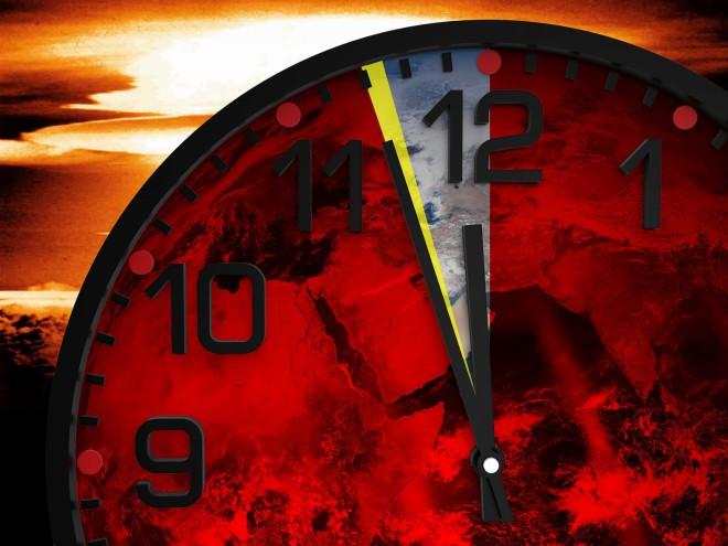 Ядерная война уже завтра: часы судного дня перевели вперед