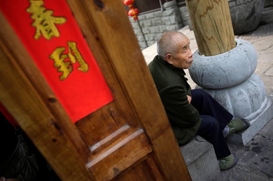 Факты о китайских пенсиях: п…