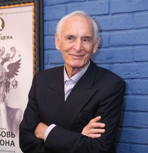 Василию Лановому исполнилось 84