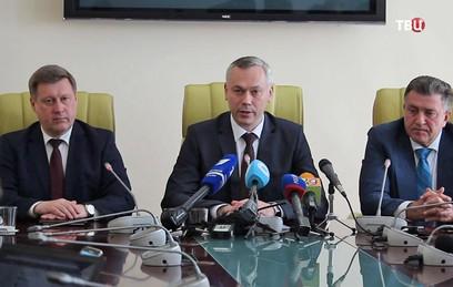 Мэр Новосибирска отказался от участия в выборах губернатора