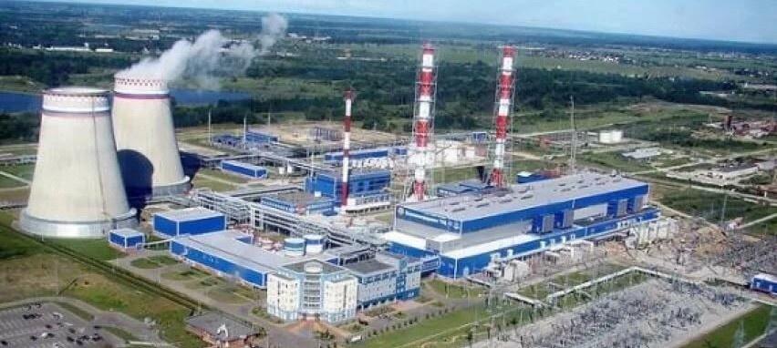 Таврическая ТЭС в Крыму выдала первую электроэнергию.