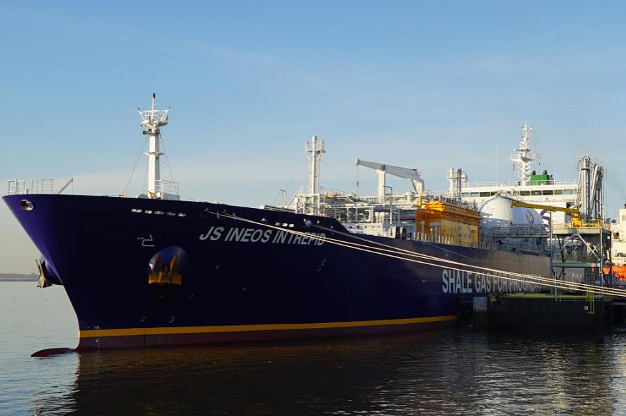 Американский газ идет в Европу замещать российский. Трамп договорился