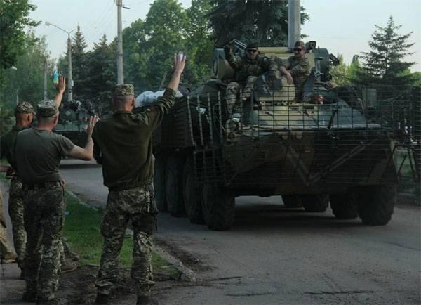 СММ ОБСЕ: Войну на Донбассе …