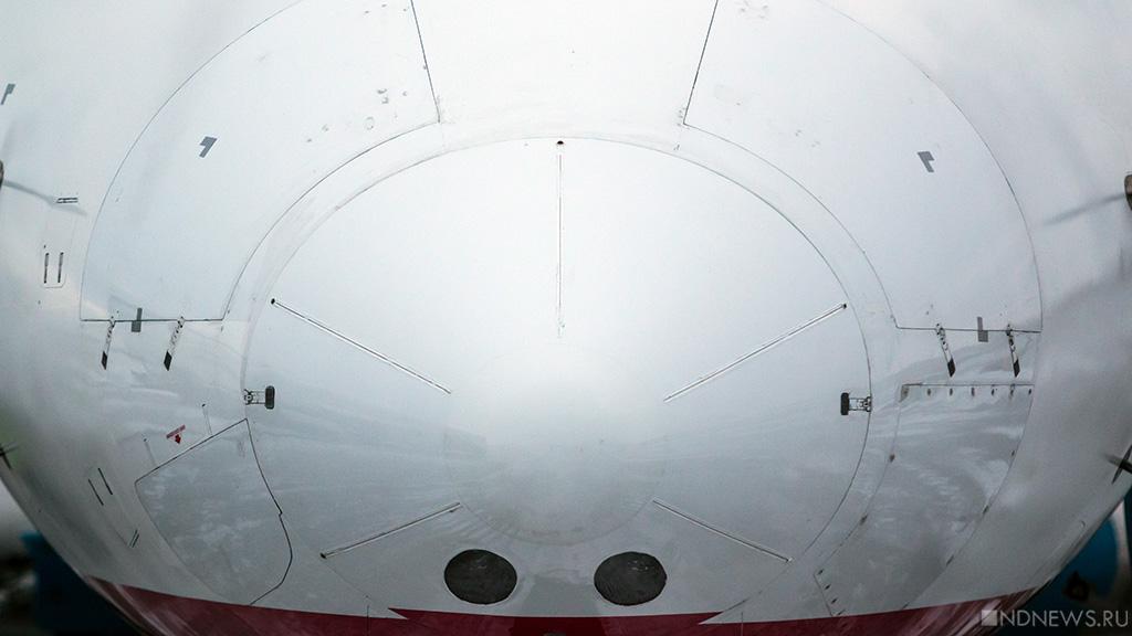 В Сирии пропал самолет с российскими военными