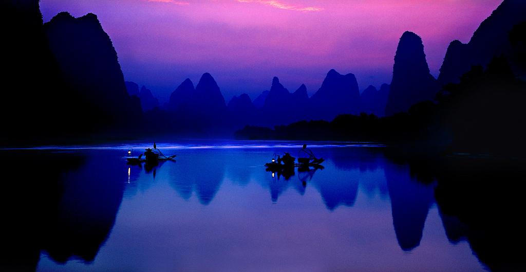 Китай в объективе Терри Борнье