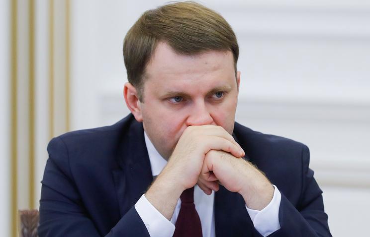 """Орешкин: ситуация с банком """"Открытие"""" не повлияет на макроэкономические показатели РФ"""