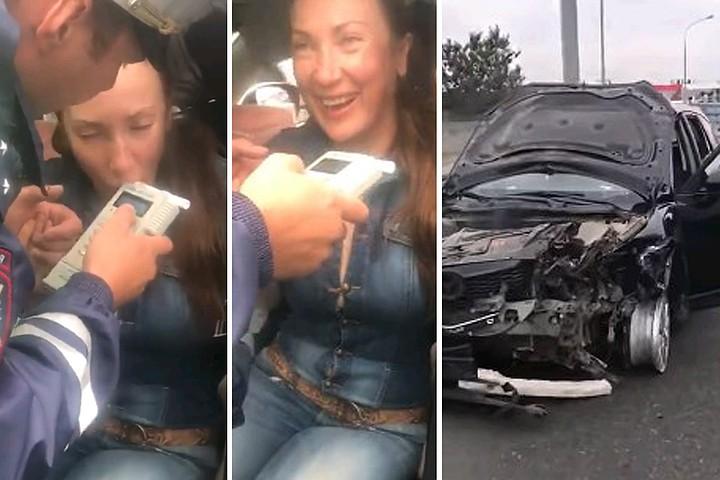 Пьяная автогонщица, которую задержали на МКАД, заказала киллеру своего мужа-бизнесмена