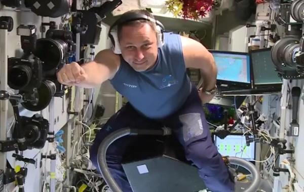 Севастопольский космонавт по…