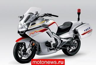 Эскорт лидерам АТЭС в Китае обеспечивали мотоциклы CFMoto