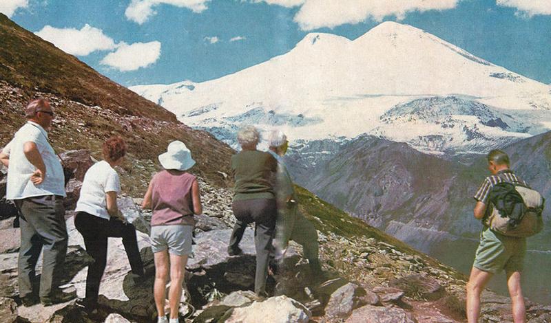Северный Кавказ - бывшая гордость СССР