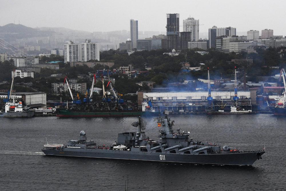Тихоокеанский флот стал лучшим в ВМФ России