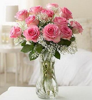 Как просто сделать, чтобы розы дольше стояли?