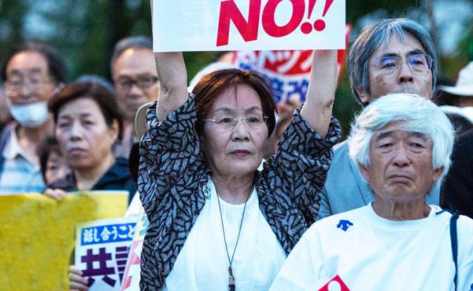 Япония опять бунтует: Москва, отдавай Курилы — хуже будет