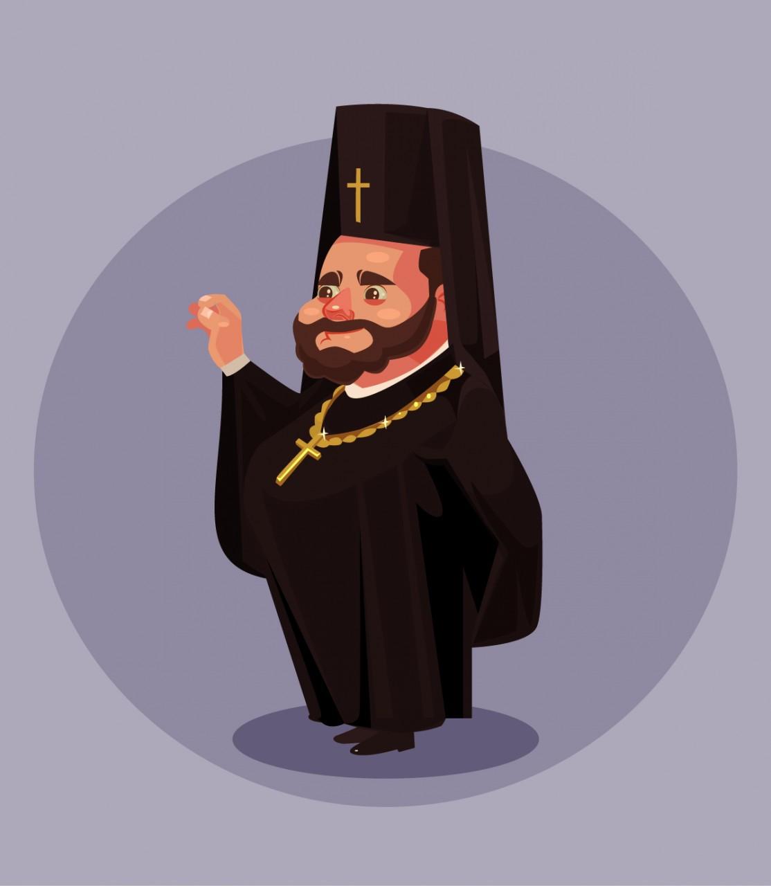 Анекдот об уроке Закона Божь…