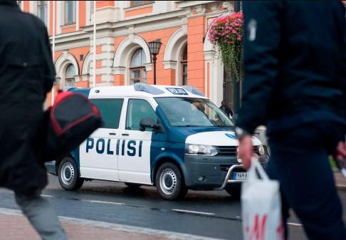 В финском Куопио задержали мужчину с бомбой