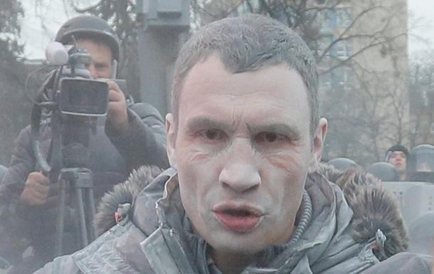Кличко и вопросы европейской безопасности. Александр Зубченко