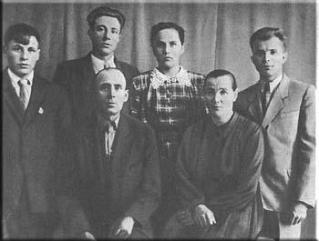 Семья Гагариных