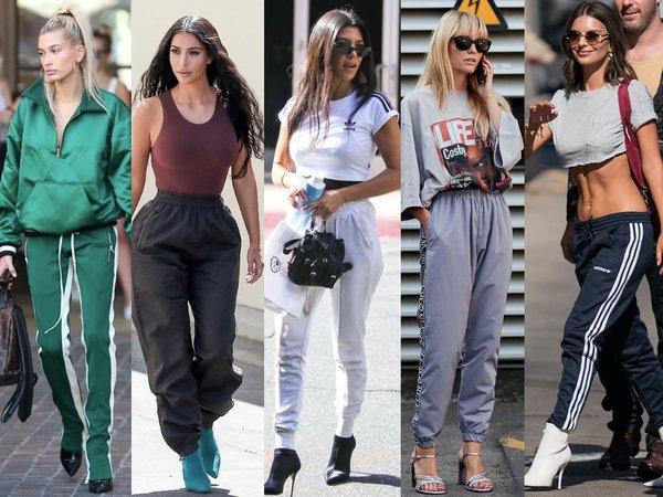 Как одеваются модные девушки в 2018 году?