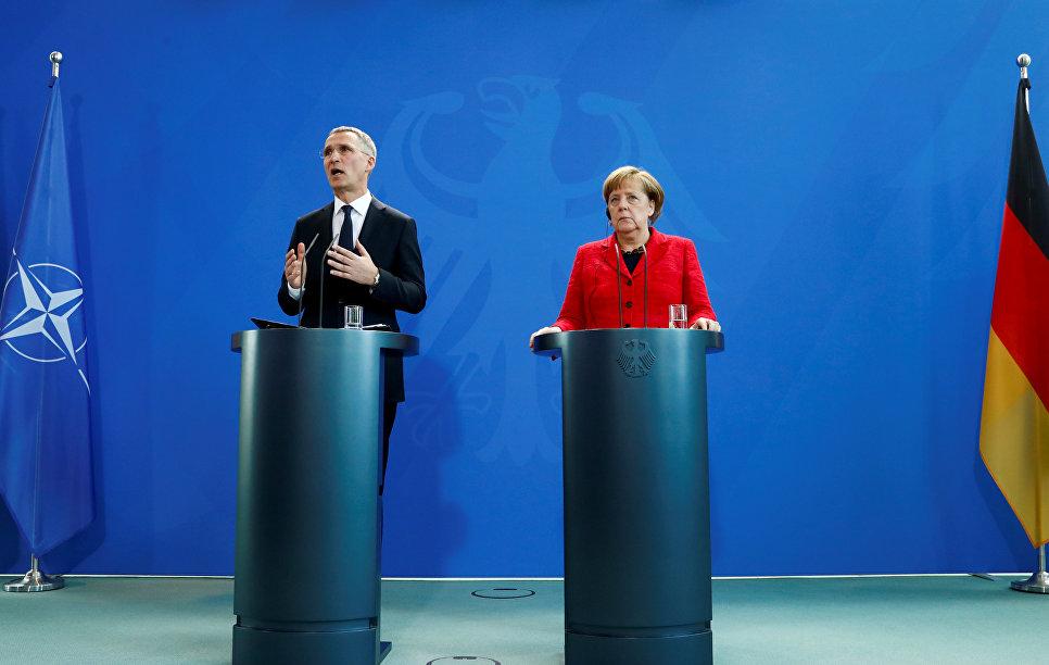 Генсек НАТО Столтенберг неожиданно сменил риторику в отношении России