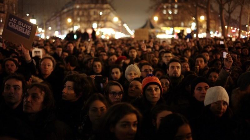 Vladimir Nikitaev. Буря страстей охватила русский ФБ из-за теракта в Париже