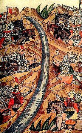 Повесть о стоянии на реке Угре