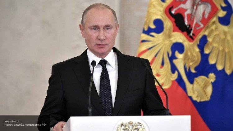 Владимир Путин попросил прощ…