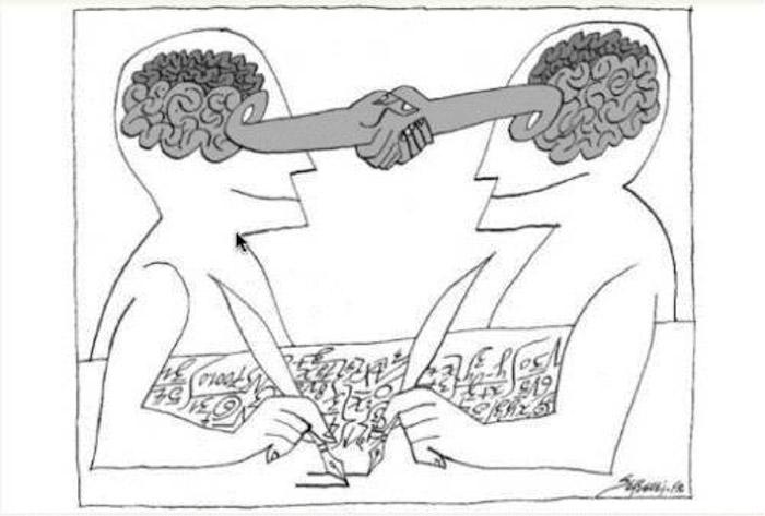 Михаил Вартбург Зеркальные нейроны