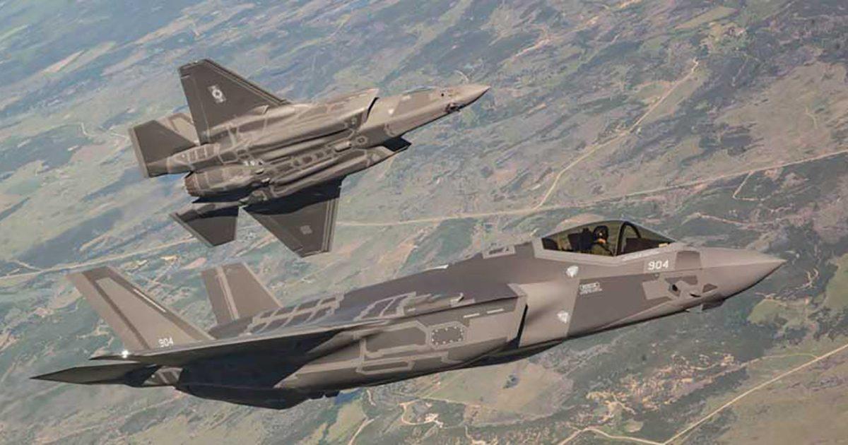 США не отдают Турции два оплаченных F-35